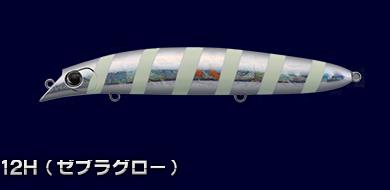 12H(ゼブラグロー)